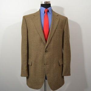Jos. A. Bank Suits & Blazers - Jos A Bank 43L Sport Coat Blazer Suit Brown Wool S